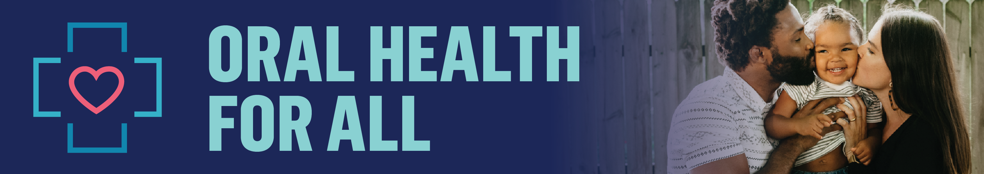 Oral Health for All banner