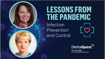 Lessons from the pandemic: Infection Prevention and Control