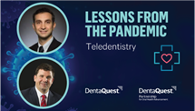Lessons from the pandemic: Teledentistry